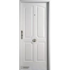 Puerta Iny. Deluxe 4 Tableros Ciega 0.85 Der