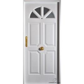 Puerta Iny. Galva 4 Tableros Sol Con Vidrio 0.85 Der