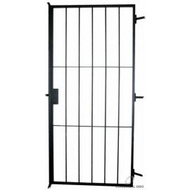 Puerta Reja Semi-premium. Hierro 12 Mm. (*) Der