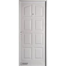 Puerta Iny. Intermedia 8 Tableros Ciega 0.85 Der