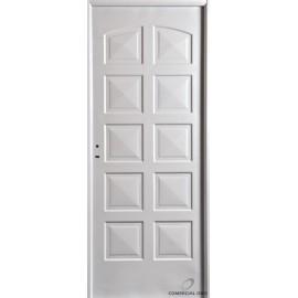 Puerta Iny. Eco 10 Tableros Ciega 0.85 Der