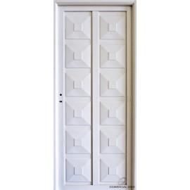 Puerta Chapa Simple Eco Mh300 Ciega 0.85 Der