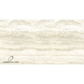 Ceramico Alberdi Ferrara Bianco 37,5x75 1ra PEI 5