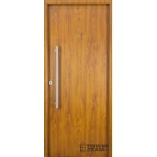 Puerta foliada Nexo Deluxe Wood 90 cm Roble Derecha