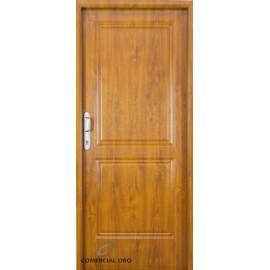Puerta foliada Nexo Deluxe Wood 90 cm Roble Derecha 2 Tab