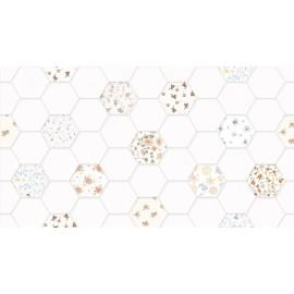 Ceramico Lume Floral 33x60 1ra 2.4 M2/cj