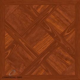 Ceramico Allpa Rojizo Brillante 36x36 2da (Nva. Pallet)