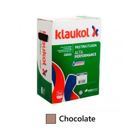 Pastina Klaukol Chocolate P/porcelanato Bolsa 5kg