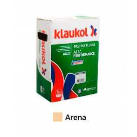 Pastina Klaukol Arena P/porcelanato Bolsa 5kg