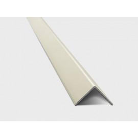Tapacanto Atrim Aluminio 16x16 Mm Varilla 2.5 Mts.