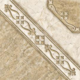 Cer Allpa Bizantino Beige 46x46 1ra Pei4 M2.14/cj