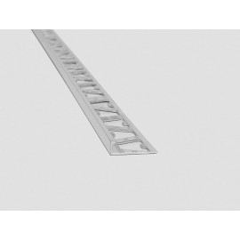 Varilla en L Atrim Aluminio 12mm Natural Var 2.5 mts