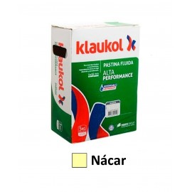 Past. Klaukol Alta/perf Nacar - 4 X 5 Kg- 20m2