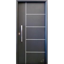 Puerta Linea Deluxe Style, Inyectada, 90cmts Izquierda