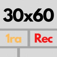 Cer Nac 30 X 60 1ra Rec