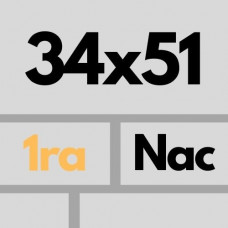 Cer Nac 34 X 51 1ra