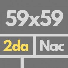 Por Nac 59 X 59 2da