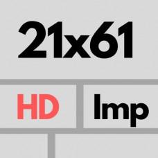 Cer Imp 21 X 61 Hd