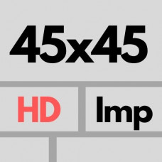 Cer Imp 45 X 45 Hd