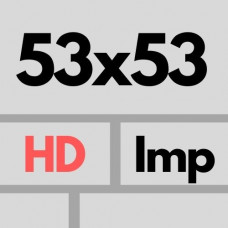 Cer Imp 53 X 53 Hd
