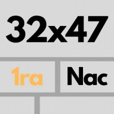 Cer Nac 32 X 47 1ra