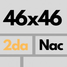 Cer Nac 46 X 46 2da