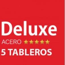 Deluxe 5 Tableros