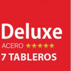 Deluxe 7 Tableros