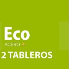Eco Chapa Simple 2 Tableros