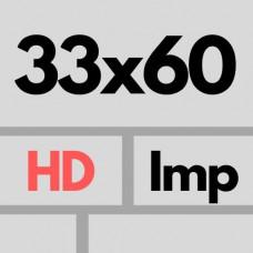Cer Imp 33 X 60 Hd