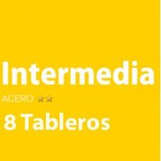 Intermedia 8 Tableros