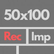 Por Imp 50 X 100 Rectificados