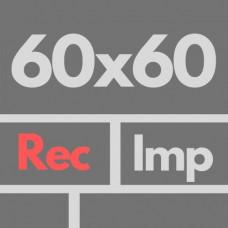 Por Imp. 60 X 60 Rectificados