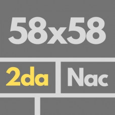 Por Nac 58 X 58 2da