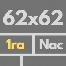 Por Nac 62 X 62 1ra