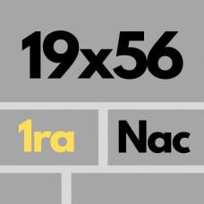 Porcelanicos 19 X 56,5 1ra