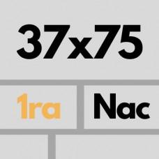 Cer Nac 37.5 X 75 1ra