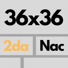 Cer Nac 36 X 36 2da Ferr