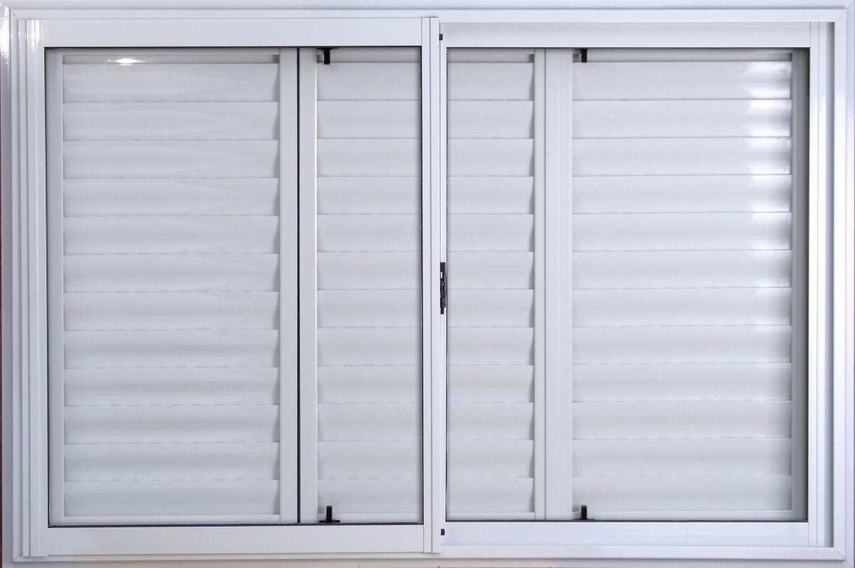 Ventana clasic vidrio entero de abrir c vidrio y celosia - Celosias para ventanas ...