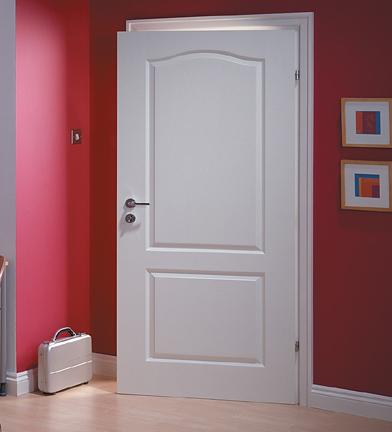 Puerta placa de 70 modelo camden for Pintar marcos de puertas